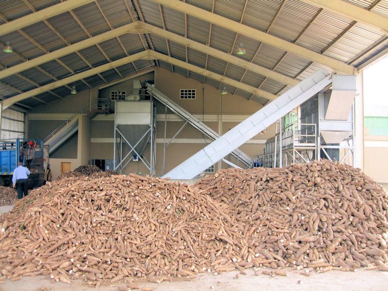 International Starch: First Nigerian Glucose Factory